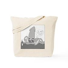 The Cracken (no text) Tote Bag