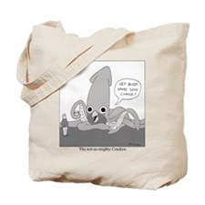The Cracken Tote Bag