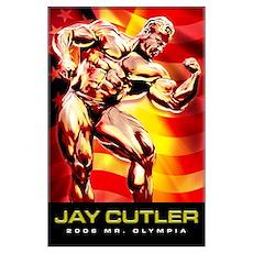 JAY CUTLER Poster