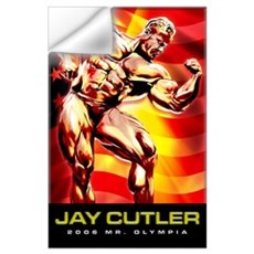 JAY CUTLER Wall Decal