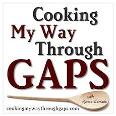 Cooking My Way Through GAPS Poster
