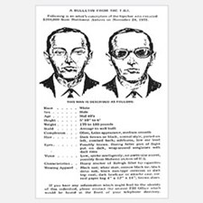 D.B. Cooper Wanted