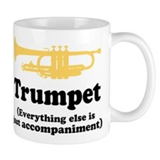 Gift For Trumpet Player Mug