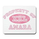 Property of Amara Mousepad