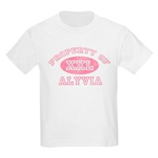 Property of Alyvia T-Shirt