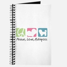 Peace, Love, Maltipoos Journal
