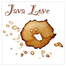 Java Love Poster