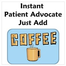 Patient Advocate Poster