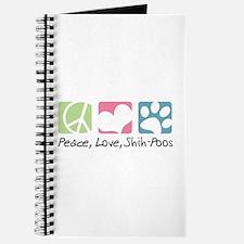 Peace, Love, Shih-Poos Journal