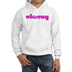 Sleazy Girl Hooded Sweatshirt