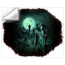 Zombies!! Wall Decal