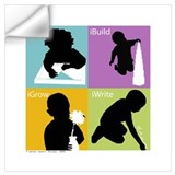 Montessori Wall Decals