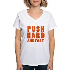 Push Hard And Fast CPR Shirt Shirt