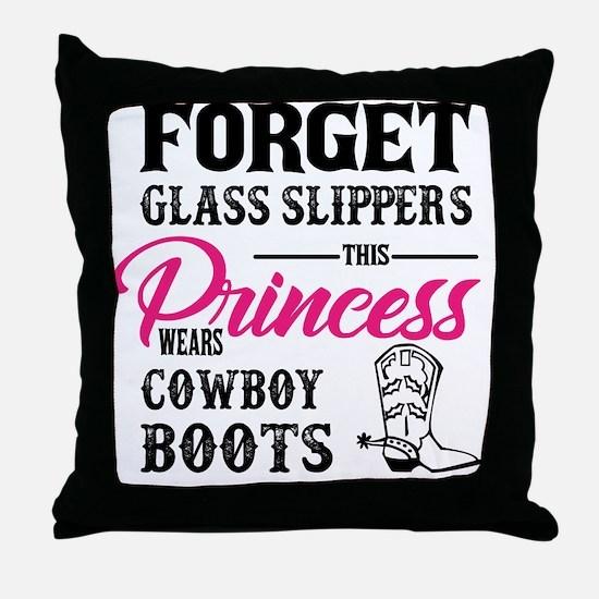 Cute Slogans Throw Pillow