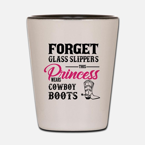 Funny Forget Shot Glass