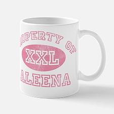 Property of Aleena Mug