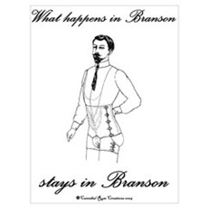 Branson Undercover Poster