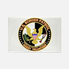 US Border Patrol Rectangle Magnet (10 pack)