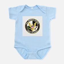 US Border Patrol  Infant Creeper