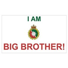 I Am Big Brother Poster