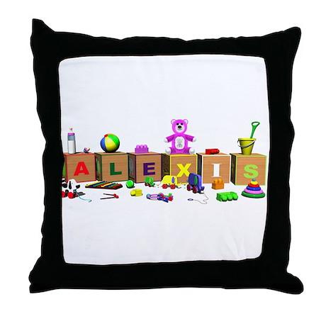 Alexis Throw Pillow