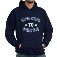 Addicted to Chess Hoodie