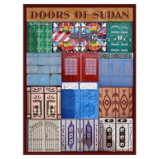 Doors of Sudan Poster
