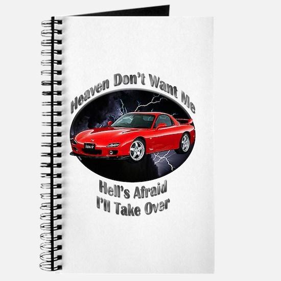 Mazda RX-7 Journal
