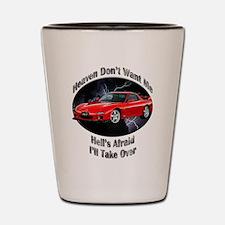 Mazda RX-7 Shot Glass