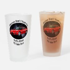 Mazda RX-7 Drinking Glass