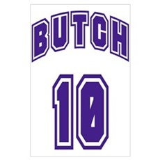 Butch 10 Poster