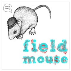Fieldmouse Poster