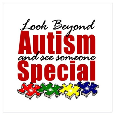 Look Beyond Autism2 Poster