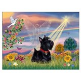 Scottish terrier Framed Prints