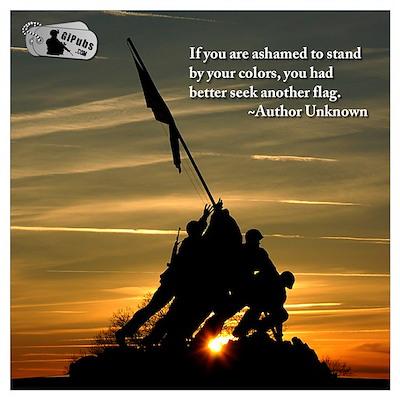 """""""Iwo Jima"""" Poster"""