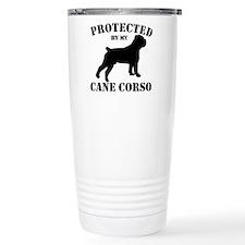 Cane Corso Travel Mug