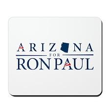 Arizona for Ron Paul Mousepad