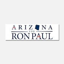 Arizona for Ron Paul Car Magnet 10 x 3