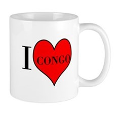 I LOVE CONGO Mug