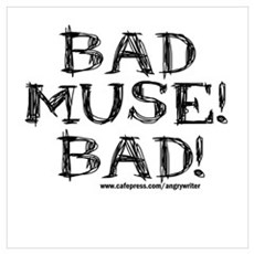 Scolded Muse Poster