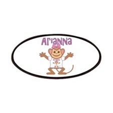 Little Monkey Arianna Patches