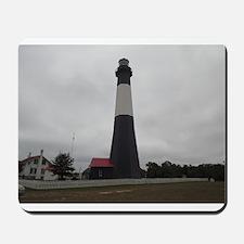 Tybee Island lighthouse 17 Mousepad