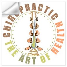 Art of Health (13x16) Wall Decal