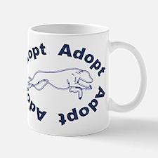 Adopt V2.0 Blue Mug