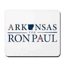 Arkansas for Ron Paul Mousepad