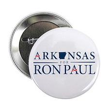 "Arkansas for Ron Paul 2.25"" Button"