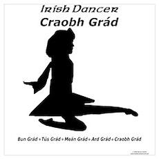 Girl Craobh Grád Poster