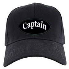 CAPTAIN Baseball Hat