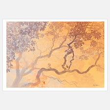 Coral Branches (orange)