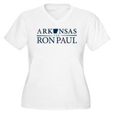 Arkansas for Ron Paul T-Shirt